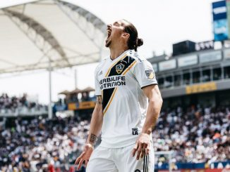 Ibrahimovic L. A. Galaxy