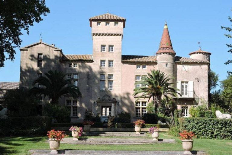Immobilier en France : châteaux