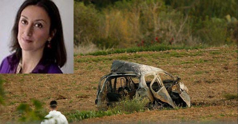 journaliste tué Malte