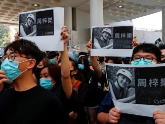 Manifestations à Hong Kong: étudiant est mort