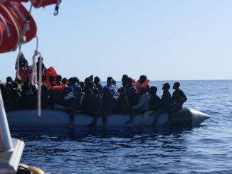 migrants Libye