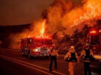 nouvel incendie californie