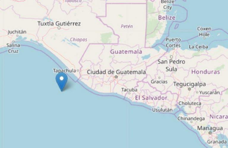 Tremblement de terre en Mexique de magnitude 6.4 : peur sur la côte