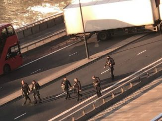 Tirs sur le pont de Londres