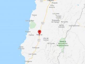 tremblement de terre chili