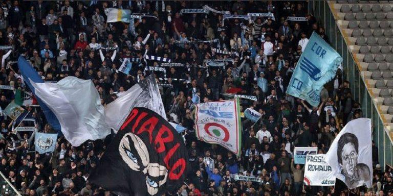 Ultras Lazio attaquent supporters Celtic