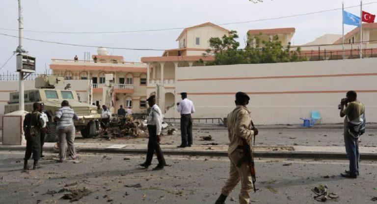 Attaque Mogadiscio