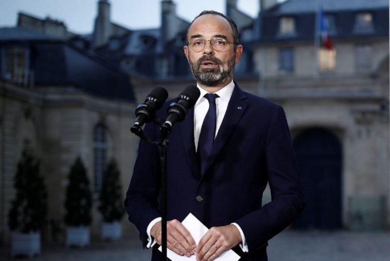 Edouard Philippe france
