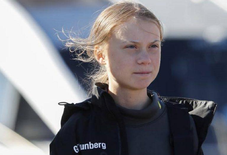 Greta Thunberg et la politique