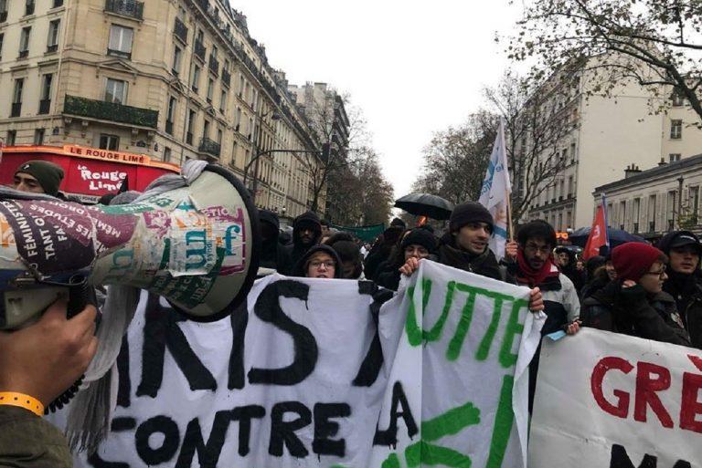 grève du 16 décembre