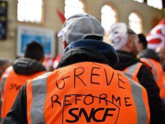 grève transports publics france