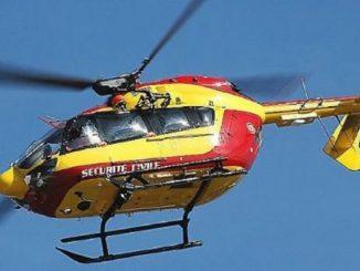 crash d'hélicoptère