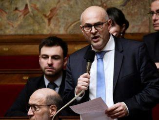 Laurent Pietraszewski secrétaire d'Etat
