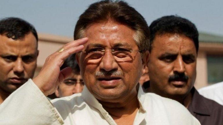 Musharraf ancien président du Pakistan