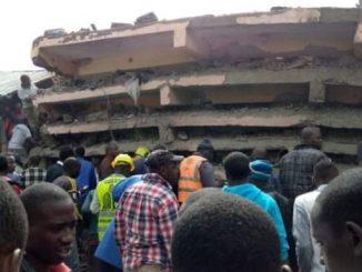 palais s'est effondré au Kenya