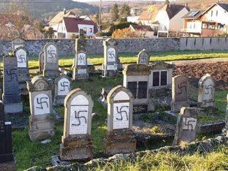 profanation cimitière du juif