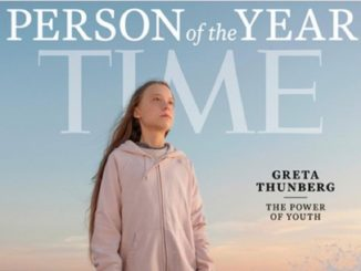 greta thunberg time magazine