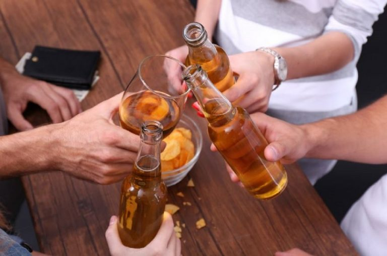 France: consommation d'alcool