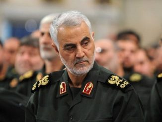 général iranien Soleimani mort