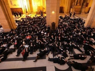 grève 16 janvier avocats