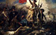 Liberté guidant le peuple Eugène Delacroix
