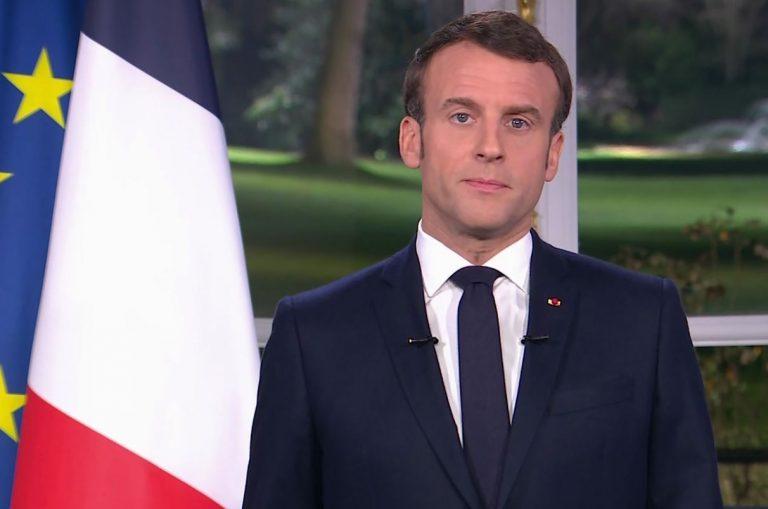 Réforme des retraites Macron