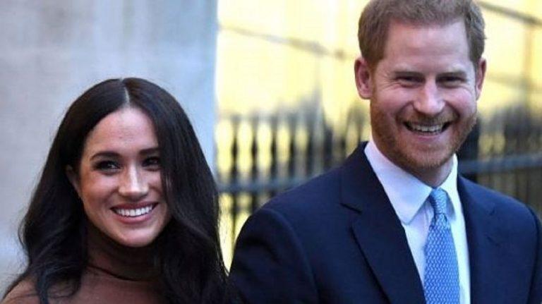 Royaume Uni: Harry et Meghan
