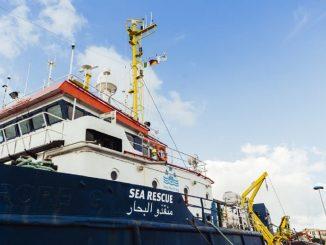 sea watch Méditerranée