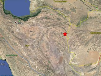 Tremblement de terre Iran