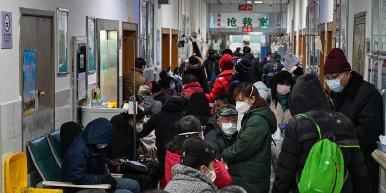 Coronavirus chinois: déjà plus de 1350 cas de décès dûs au virus