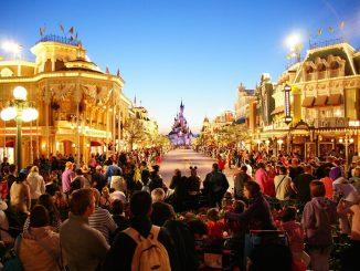 Disneyland Paris emplois 2020