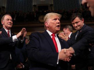 Donald Trump acquittement