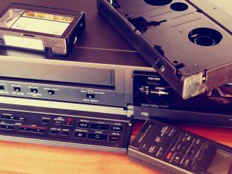 Adaptateur VHS-C où les acheter
