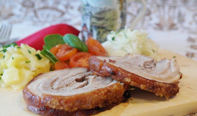 comment préparerrôti porc pruneaux