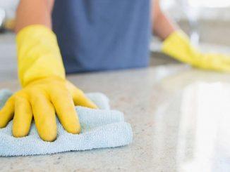 coronavirus desinfecter cuisine