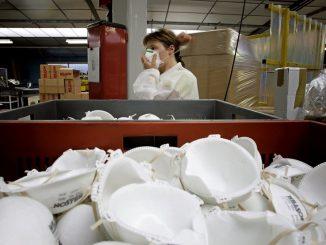 coronavirus fabrication masques