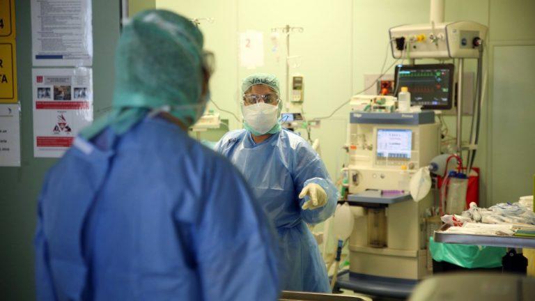 coronavirus france établissements sanitaires
