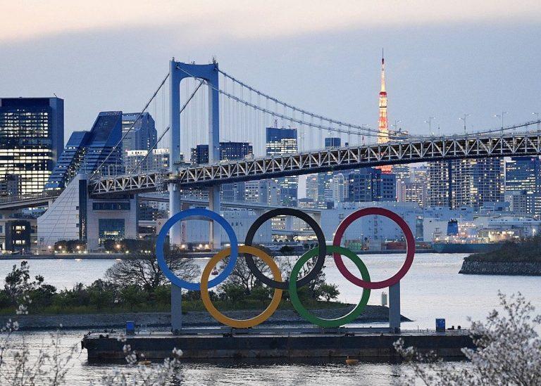 coronavirus jeux olympiques report