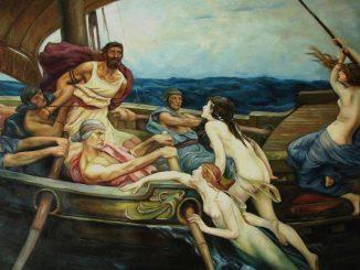 histoire descente Ulysse enfers