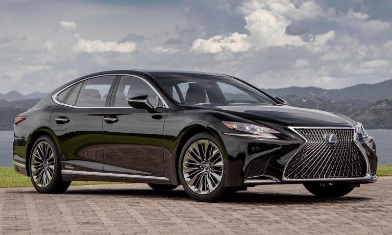 Lexus LS Toyota rappel