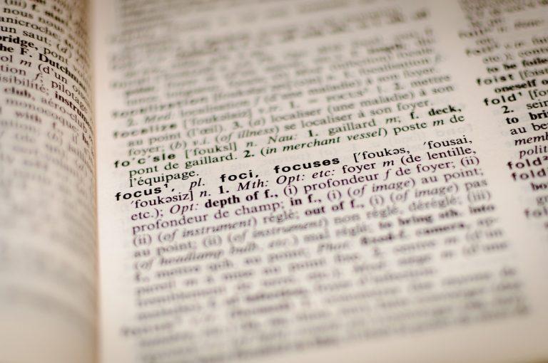 meilleurs dictionnaires français