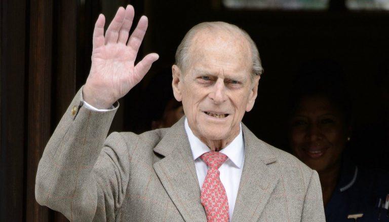 prince philip mort tabloids anglais