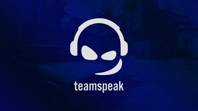 serveur sur Teamspeak