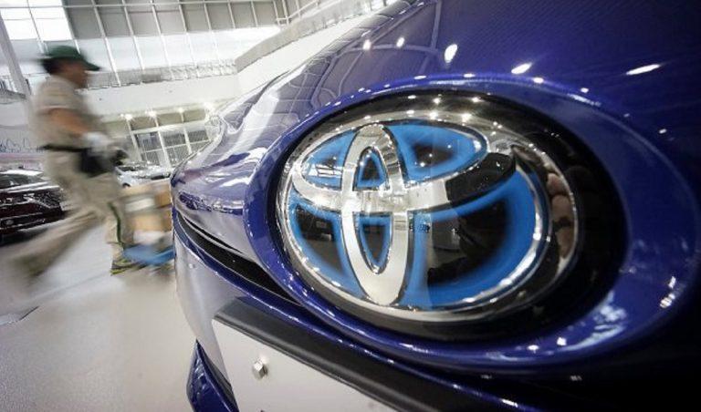Toyota rappel freins