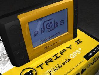 Tripy 2 GPS