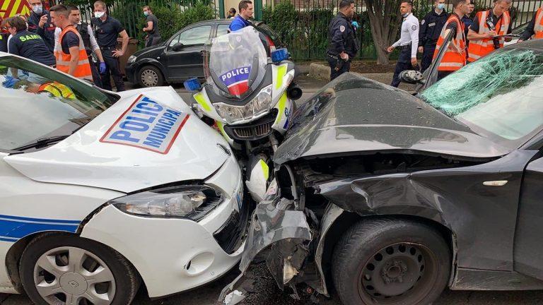 colombes attaque policiers
