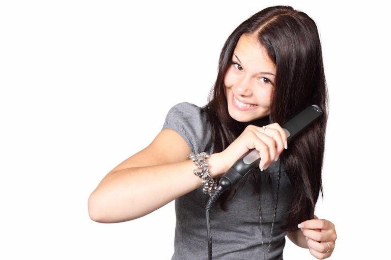comment défriser lissage cheveux