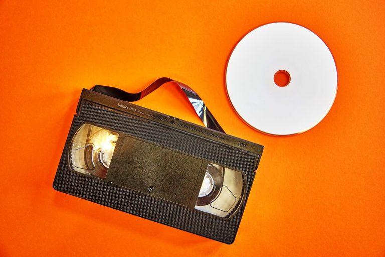 Comment transférer des vidéos vhs sur dvd