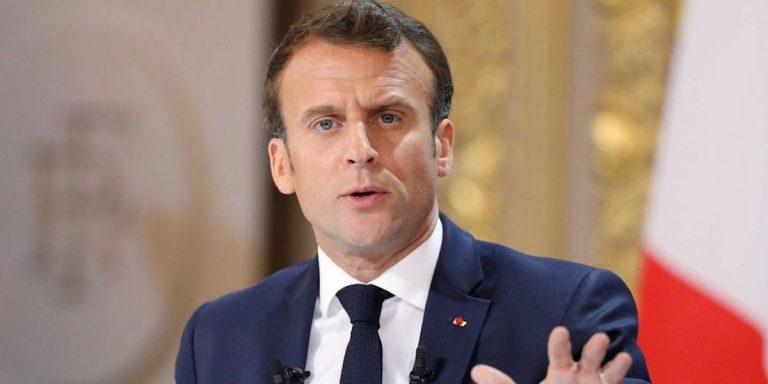 Macron Report Son Discours Sur Le Confinement Du Au Coronavirus Infos Fr