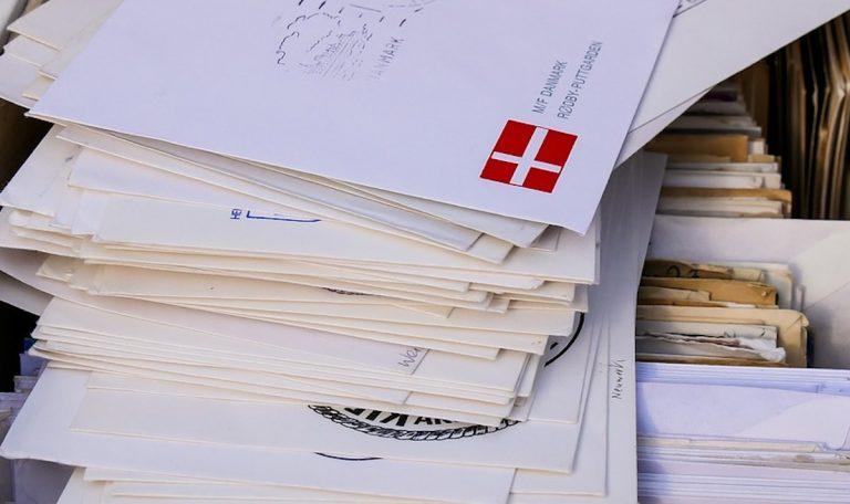 différents formats enveloppe